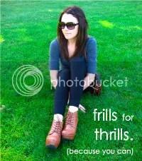 Frills for Thrills
