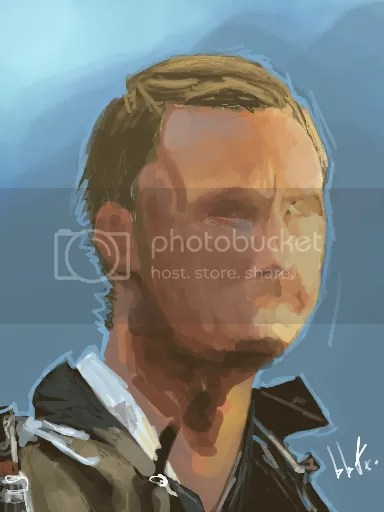 Adam Monroe, David Anders from the TV show Heroes