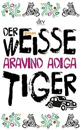 Cover Der weiße Tiger (c) dtv Verlag