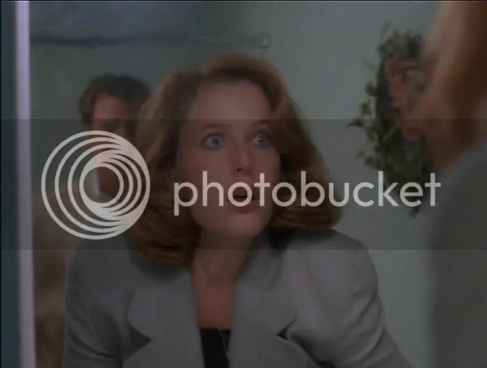 Esta es de mis Scully pelas favoritas, go girl!