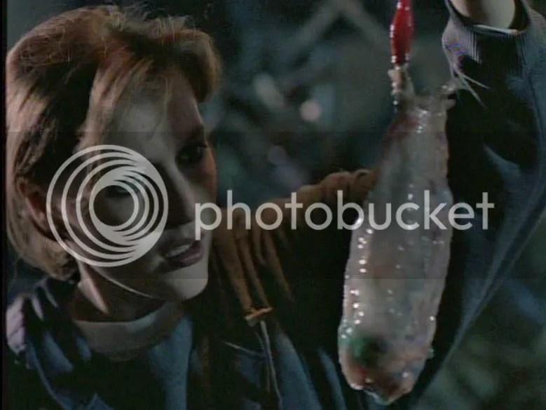 Momento asqueroso #324 ¡E pour si move Scully!