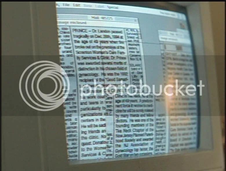 Las investigaciones de Area 42 señalan que esto se trata de la pantalla de un Mac.
