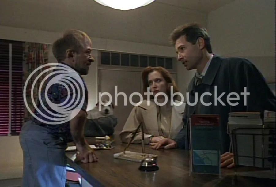 Mulder, la sutileza no es tu fuerte.
