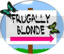 Frugally Blonde