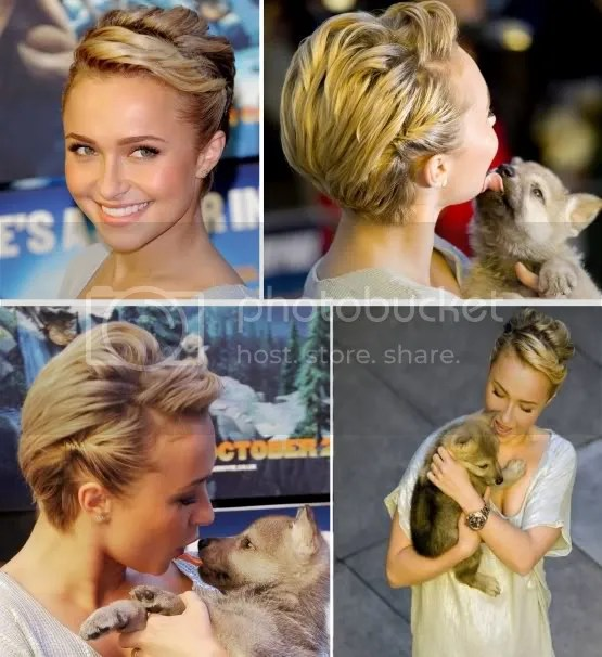 MyOwnJudge - Hayden Panettiere at London