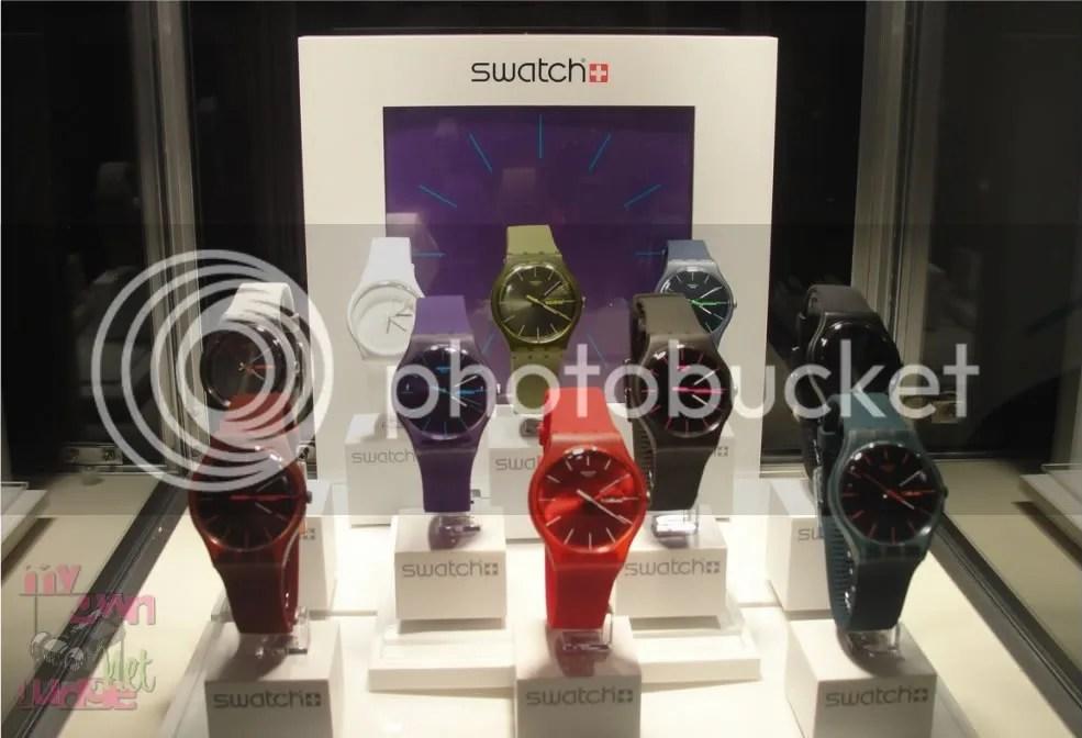 MyOwnJudge - Swatch New Gent Release