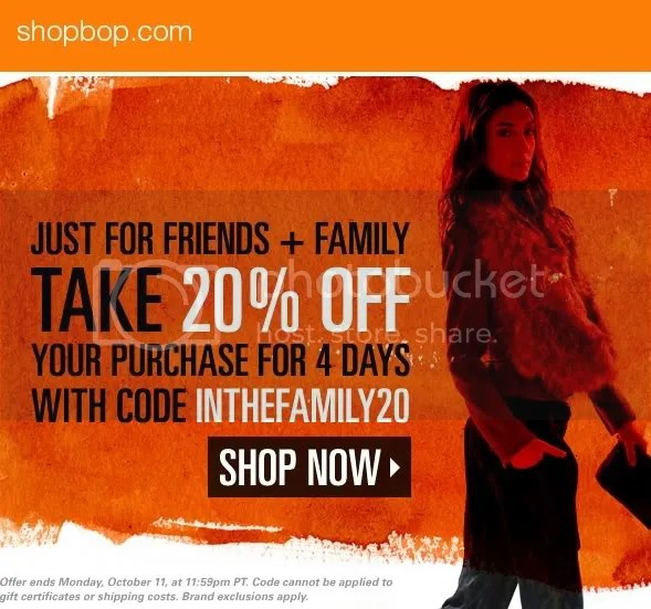 MyOwnJudge - Shopbop sale