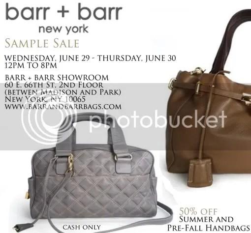 MyOwnJudge - Barr + Barr Giveaway