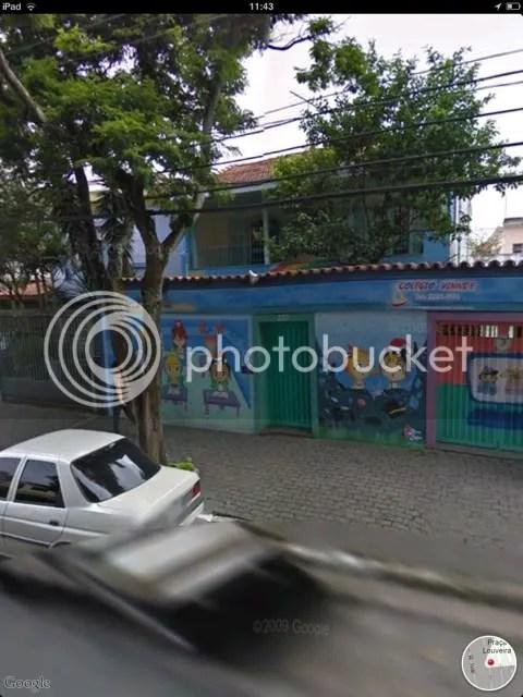 Olha as Princesas do Mar no Google Street View!