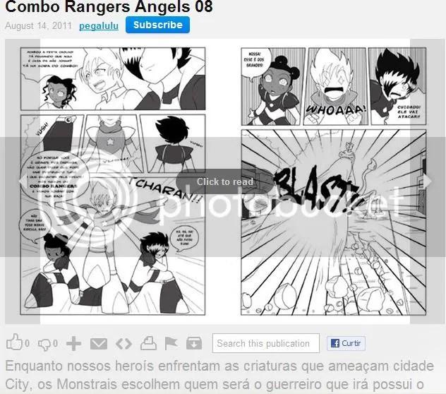 Combo Rangers Online