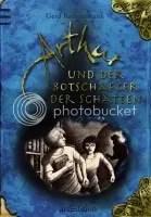 Gerd Ruebenstrunk Arthur und der Botschafter der Schatten