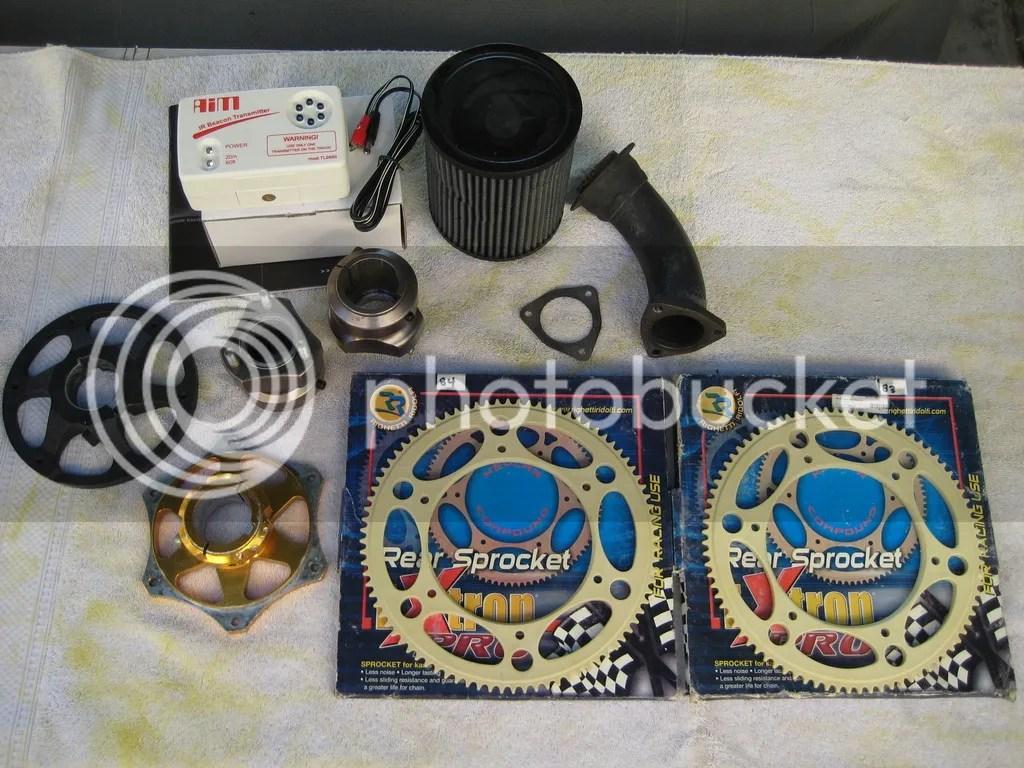 kart parts for sale