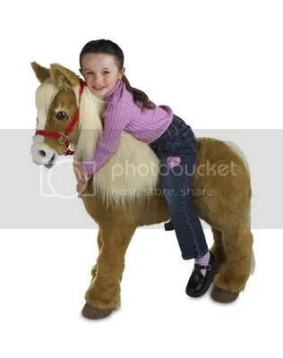 Little girl and her beloved Toy Pony...not a terrorist threat!!!