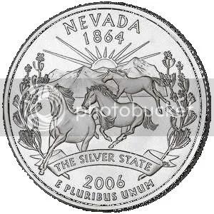 Nevada quarter