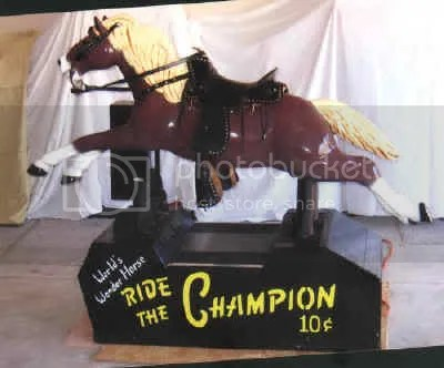 Gene Autry's Champion, $3495