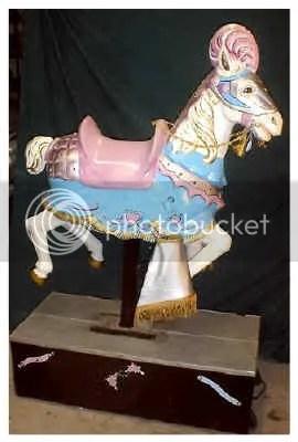 Princess's Kiddie Ride, $2500