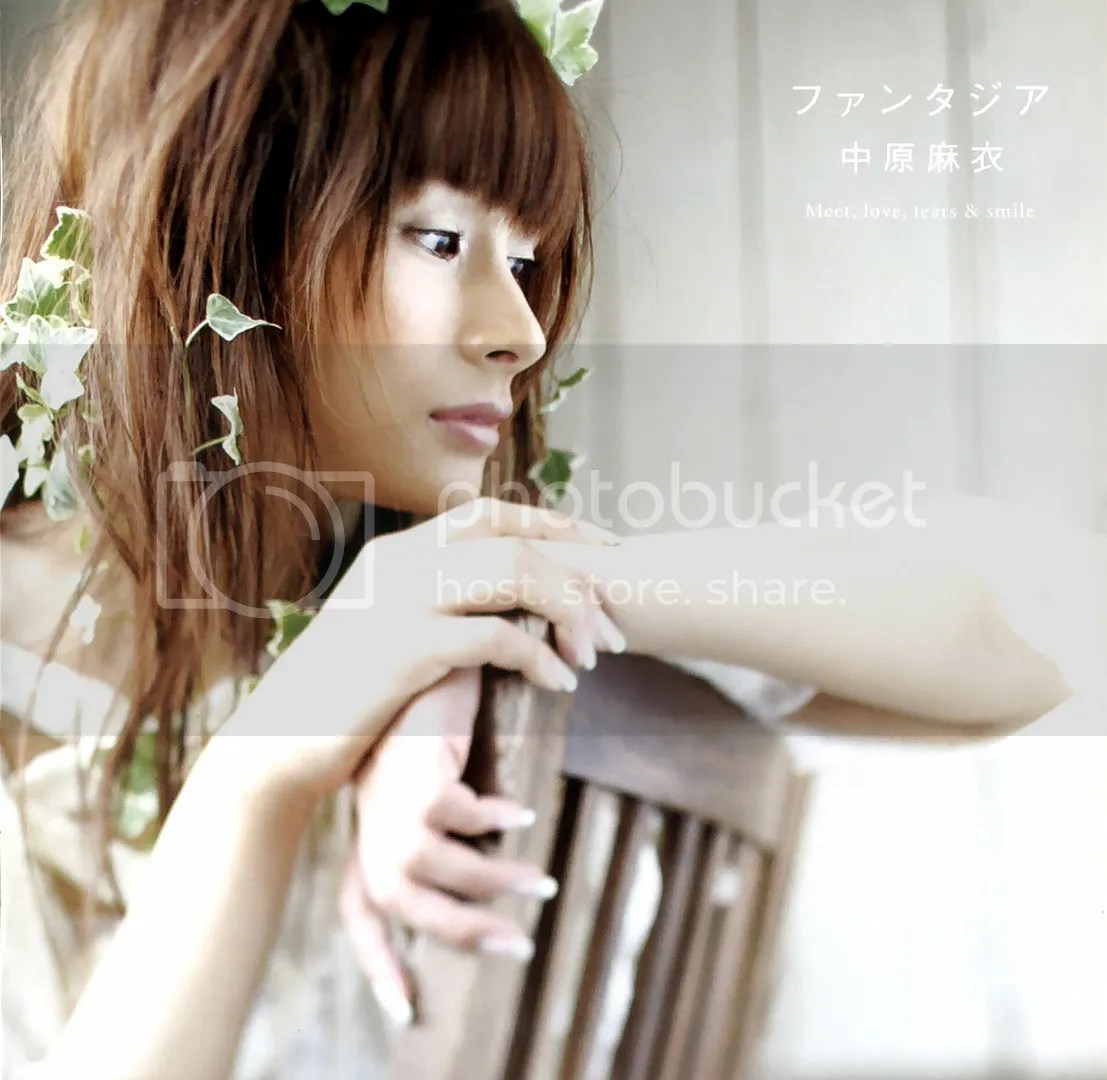 Nakahara Mai - Concept Mini Album - Fantasia 1.