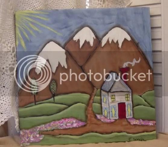 My Mountain Cabin