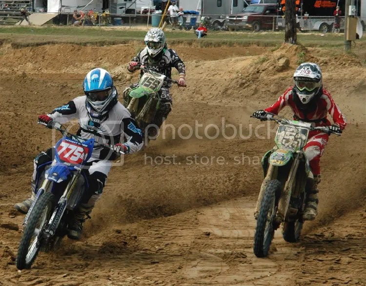 Off-road rider Elliot Cook #775AA in the Four Stroke class