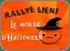 Rallye-liens - Halloween
