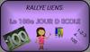 Rallye-liens - Le 100e jour d'école