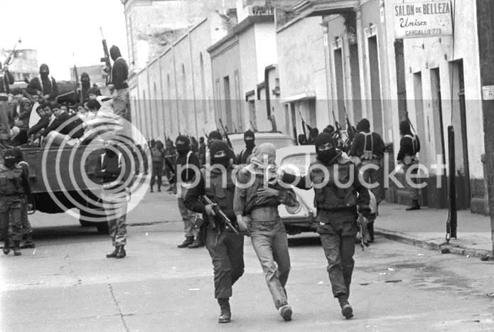 La Guerra Interna en el Perú