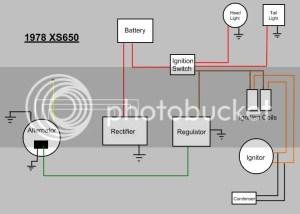 Help: kick start wiring diagram