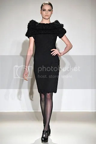 Collette Dinnigan - Fall 2009 Ready-to-Wear