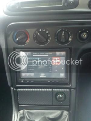 Will a MK1 centre console fit in a MK2?  Interior & Exterior (Mk1Mk2 Mondeo)  TalkFord