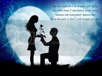 sms of propose day