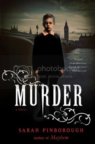 Waiting on Wednesday – Murder (Mayhem #2) by Sarah Pinborough