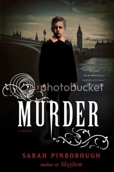 Waiting on Wednesday – Murder (Mayhem #2) by Sarah Pinborough