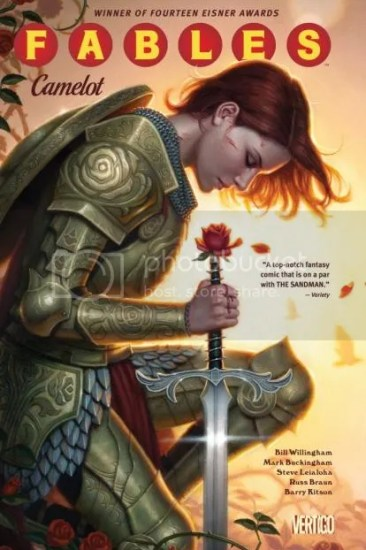 Waiting on Wednesday – Fables, Vol. 20: Camelot by Bill Willingham