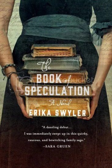 Waiting on Wednesday – The Book of Speculation by Erika Swyler