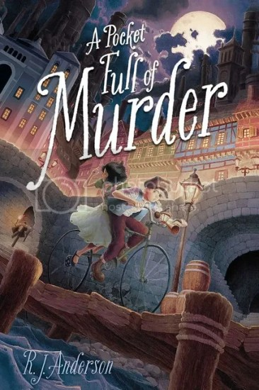 Waiting on Wednesday – A Pocket Full of Murder (Uncommon Magic #1) by R.J. Anderson