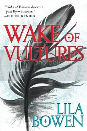 Waiting on Wednesday – Wake of Vultures (The Shadow #1) by Lila Bowen