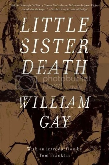 Waiting on Wednesday – Little Sister Death by William Gay