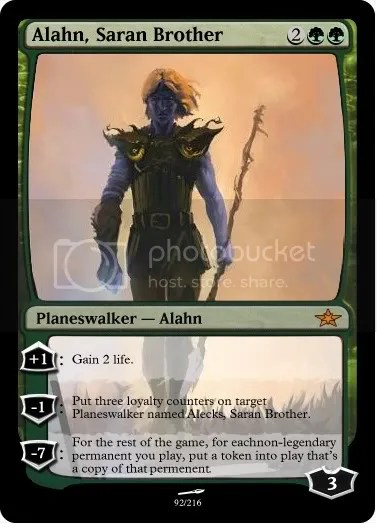 Alahn, Saran Brother (MTG)