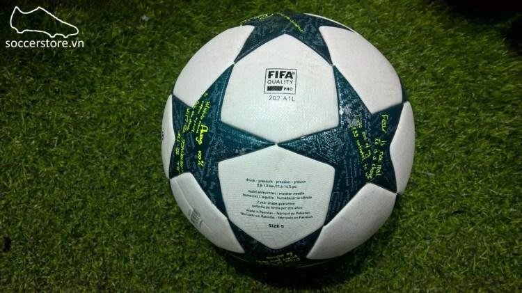 Bóng Adidas Bóng Adidas Finale 16 Official Match Ball UEFA ...