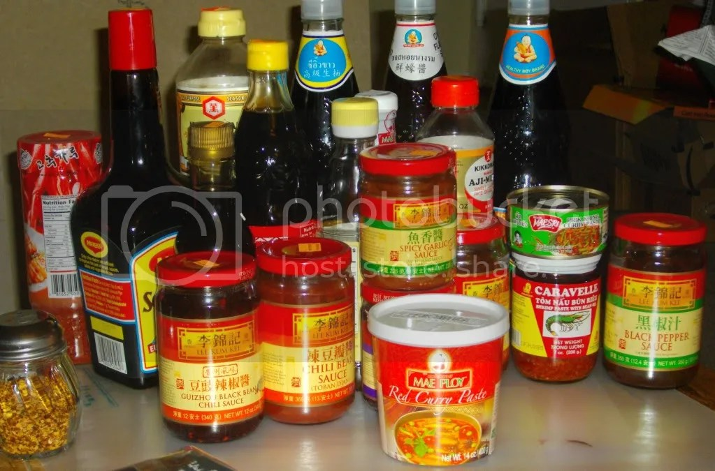 Lotsa Sauce-as!!!