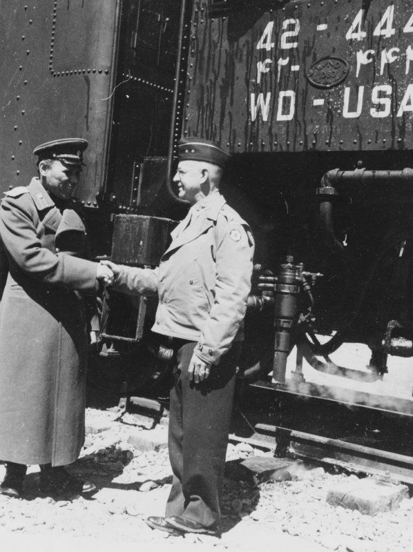 Lend Lease - the history of U.S. military aid to the Soviet Union