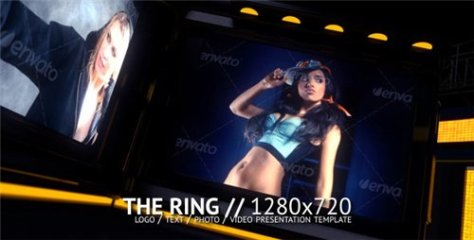 The Ring - After Effects Project (Videohive)