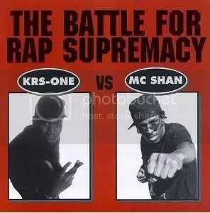 Rap Supremacy KRS and Shan