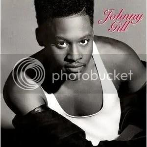 Johnny Gill album cover