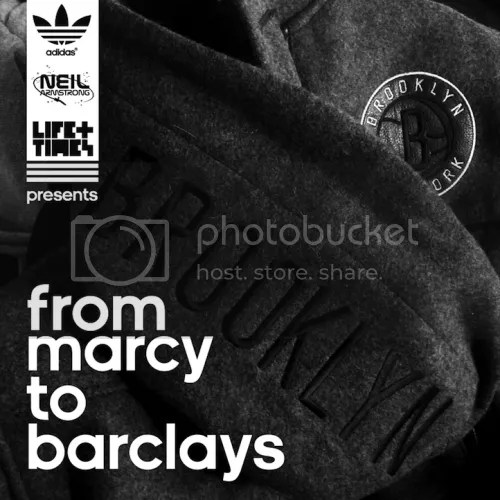 from marcy to barclays