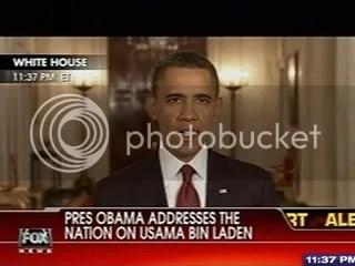 obama of bin laden death
