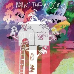 Walk The Moon cover