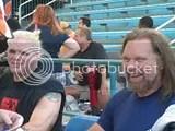 Raven and Hacksaw Jim Duggan