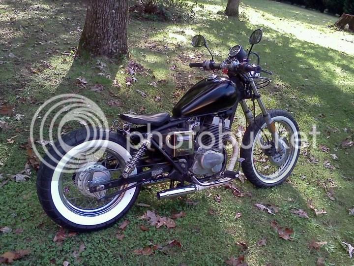 1985 honda rebel bobber | Newmotorwall.org