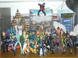 marvel legends xmen heroes